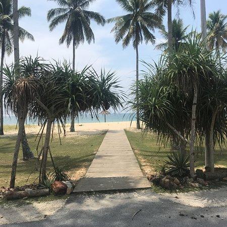 Pantai Penarik照片
