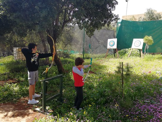 Al Salt, Jordanie : Archery - Mountain Breeze Resort