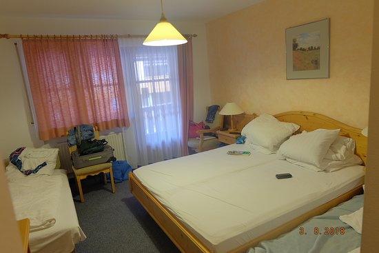 Annaberg-Lungotz, Austria: Trple room offered like cvadruple room