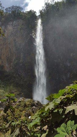 Cascada San Roque