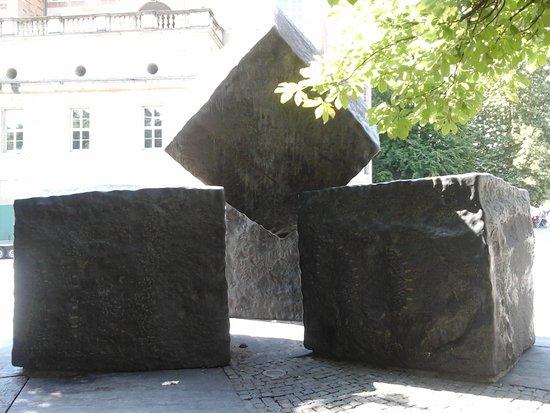 Mahnmal fur die Opfer des Nationalsozialismus