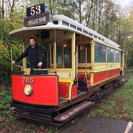 Heaton Park Tramway: 1914 Built Manchester Corporation 765