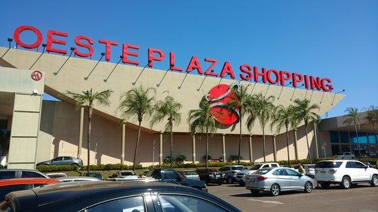 7f3e8b3a1 Fachada do Shopping - Picture of Oeste Plaza Shopping, Andradina ...
