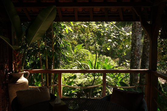 Selemadeg, Indonesia: The rooms are in the middle of the forest