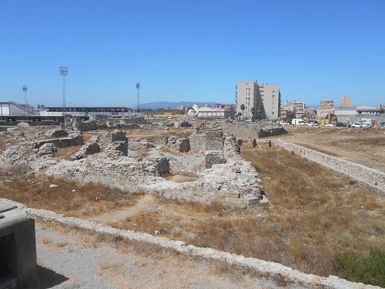 La Linea de la Concepcion, Spain: Ruinas