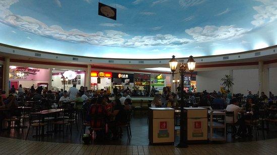 47e620027 Praça de Alimentação - Picture of Oeste Plaza Shopping, Andradina ...