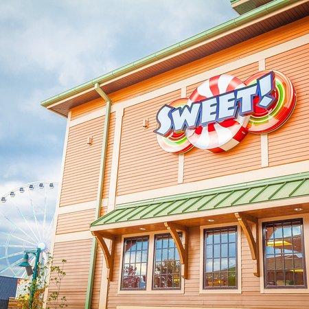 Sweet Pigeon Forge 131 Island Dr 9141 Restaurant