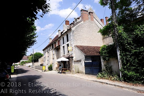 Vincelottes, France: Ancien cellier du XIème sicècle