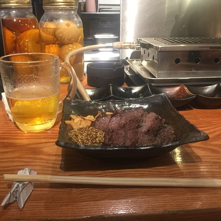 Best Wagyu and mood in Tokyo!