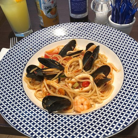 Carluccio's - London, Westfield: photo1.jpg
