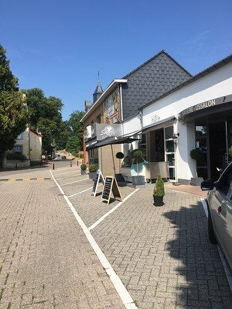 Kanne, Βέλγιο: Sitting Area