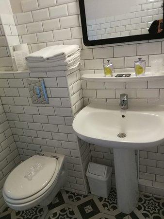 coin salle de bain wc