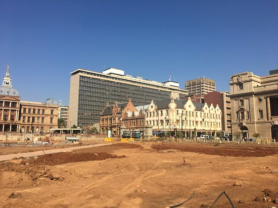 Church Square - Under construction