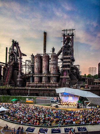 Lehigh Valley, เพนซิลเวเนีย: Festivals at Steelstacks at ArtsQuest