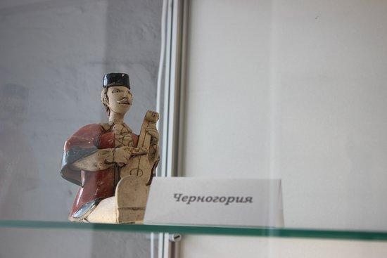Odoyev, Russland: Музей Филимоновская игрушка