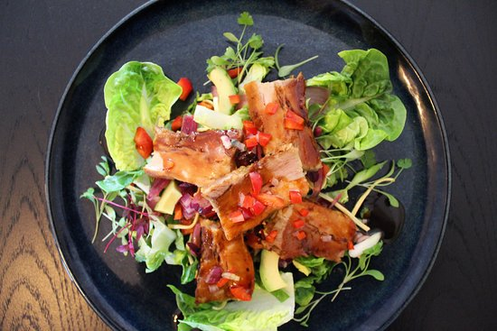 The Fox and Willow No22 restaurant: House Smoked Sticky Pork Belly Ribs
