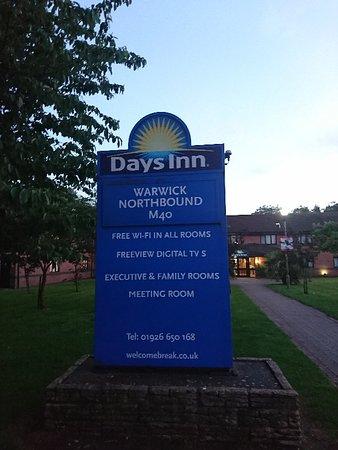 Days Inn Warwick North M40: DSC_0158_large.jpg