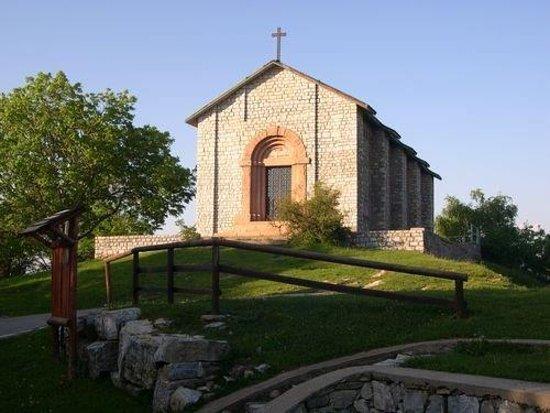 Cassano Valcuvia, Italia: Chiesa San Martino