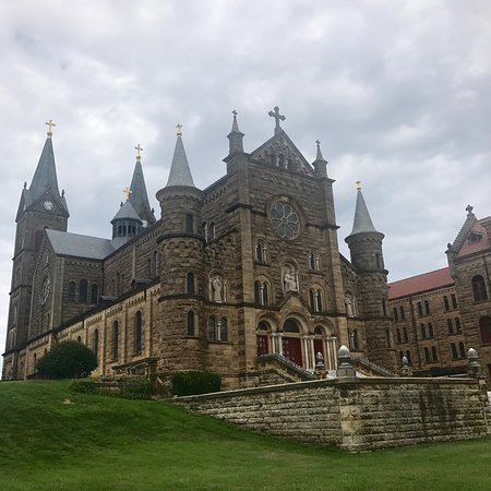 Saint Meinrad Archabbey: photo0.jpg