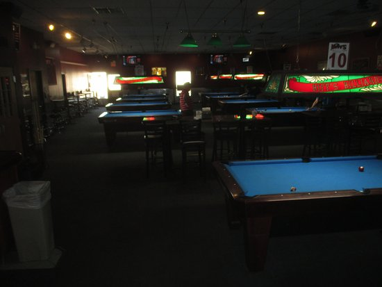 Spring Lake Park, MN: Even more pool tables