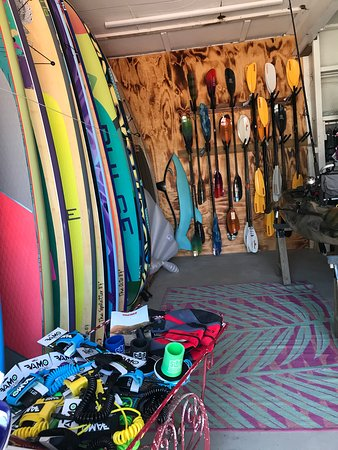 Riverhead, NY: Paddle board inventory