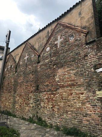 Muro di Droctulf