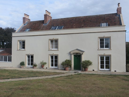 Coxley, UK: Lovely house