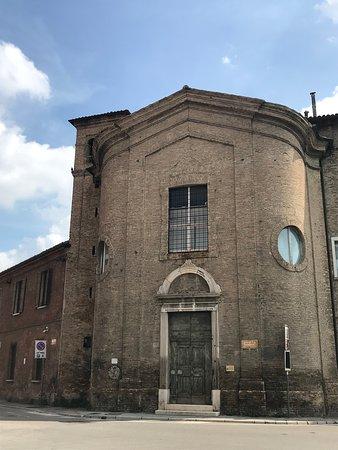 Chiesa Santo Stefano degli Ulivi