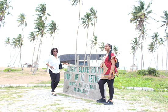 Badagry, Nigéria: At the point of no return
