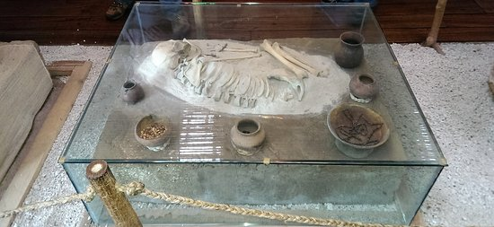 Provincie Pichincha, Ecuador: A representation of a typical burial