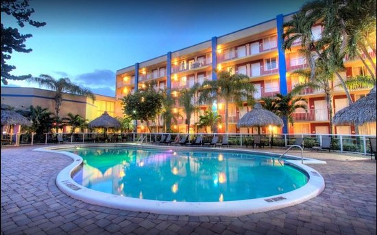 Pool Picture Of Fort Lauderdale Grand Hotel Fort Lauderdale Tripadvisor