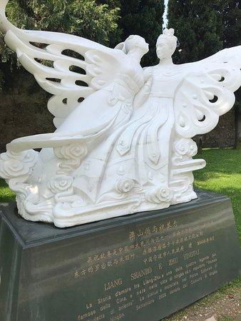 Statua dei Romeo e Giulietta d'Oriente
