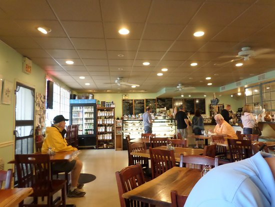 Hockessin, DE: view from our table