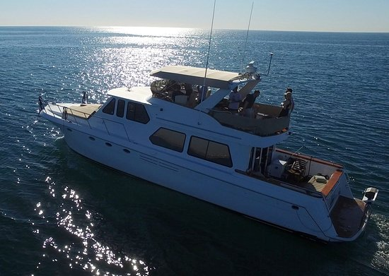 Marina del Rey, Kalifornien: 59 Ft Luxury Yacht