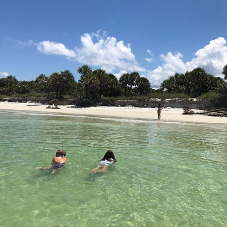 AMI Charters: Egmont Key 5th August
