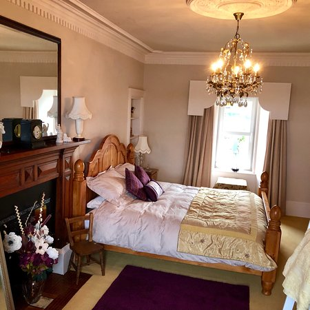 Portnahaven, UK: Our King Size room