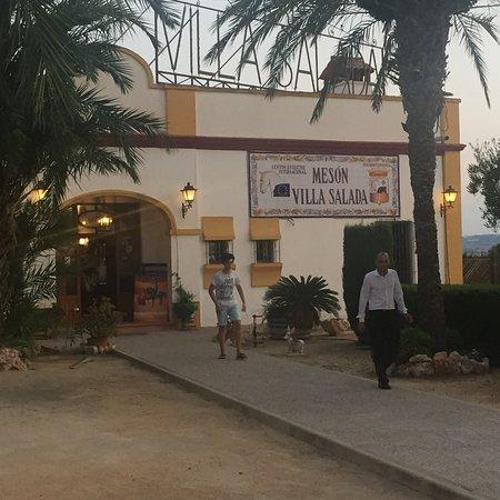 Restaurante Villasalada张图片