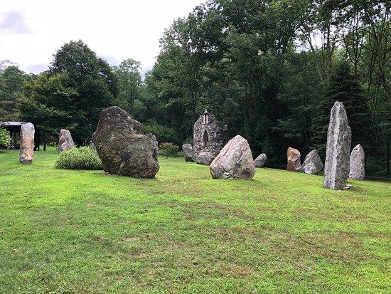 Bangor, PA: The stone circle