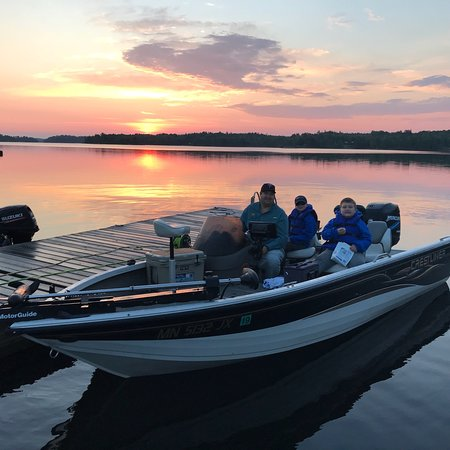 Fort Frances, Canadá: Fun times and great memories made at The Landing!