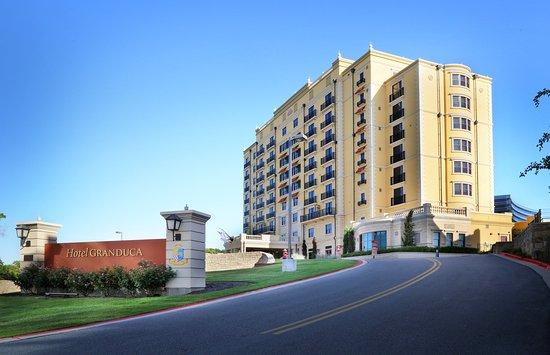 Great But Self Park Review Of Hotel Granduca Austin Austin Tx