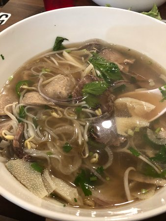 Fresh and Made to Order - Review of Pho Basil Vietnamese