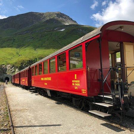 Dampfbahn Furka Bergstrecke: photo1.jpg
