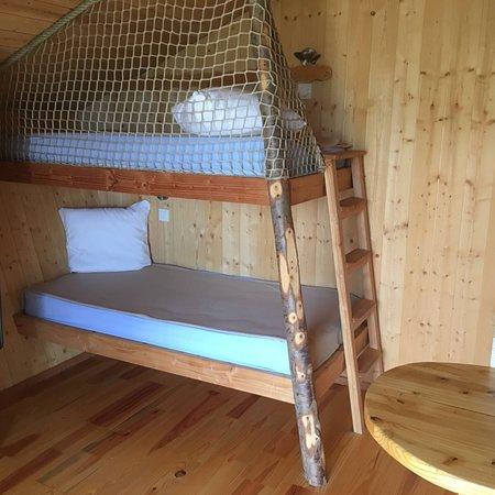 Cabanes et Lodges du Belvédère – slika