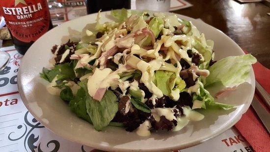 El Cafe de les Antipodes: Menú del día entre semana no festivo