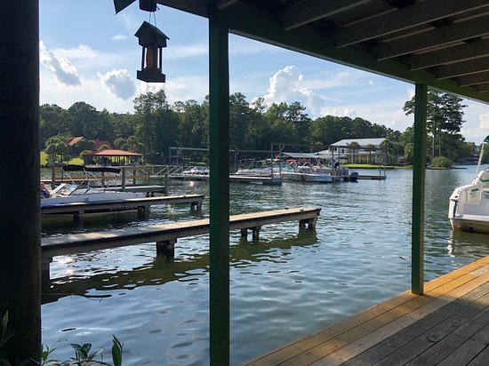 Dadeville, AL: Lots of dock space