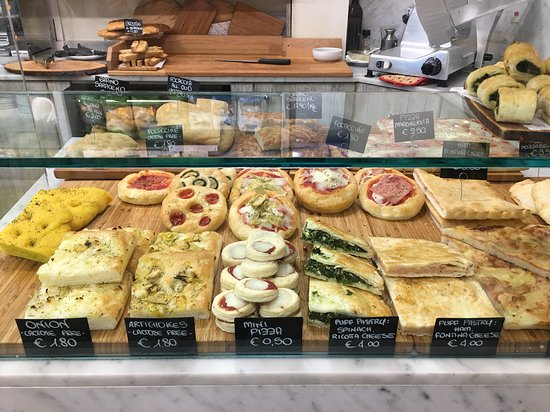Gluten free pastries and more