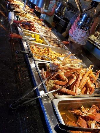 Ville Platte, LA: buffet
