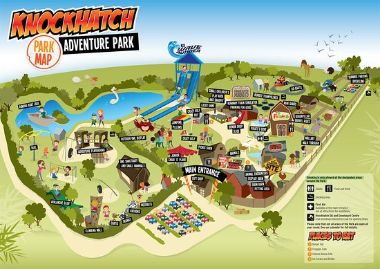 ‪Knockhatch Adventure Park‬