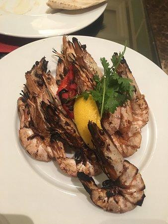 Griled Shrimps