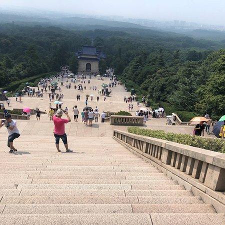photo6.jpg - 南京、中山陵の写...